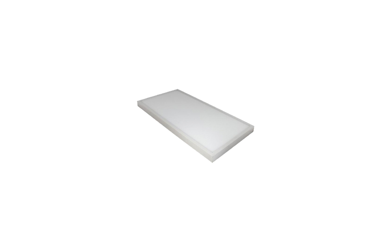 Painel retangular saliente LED 36W 6400K