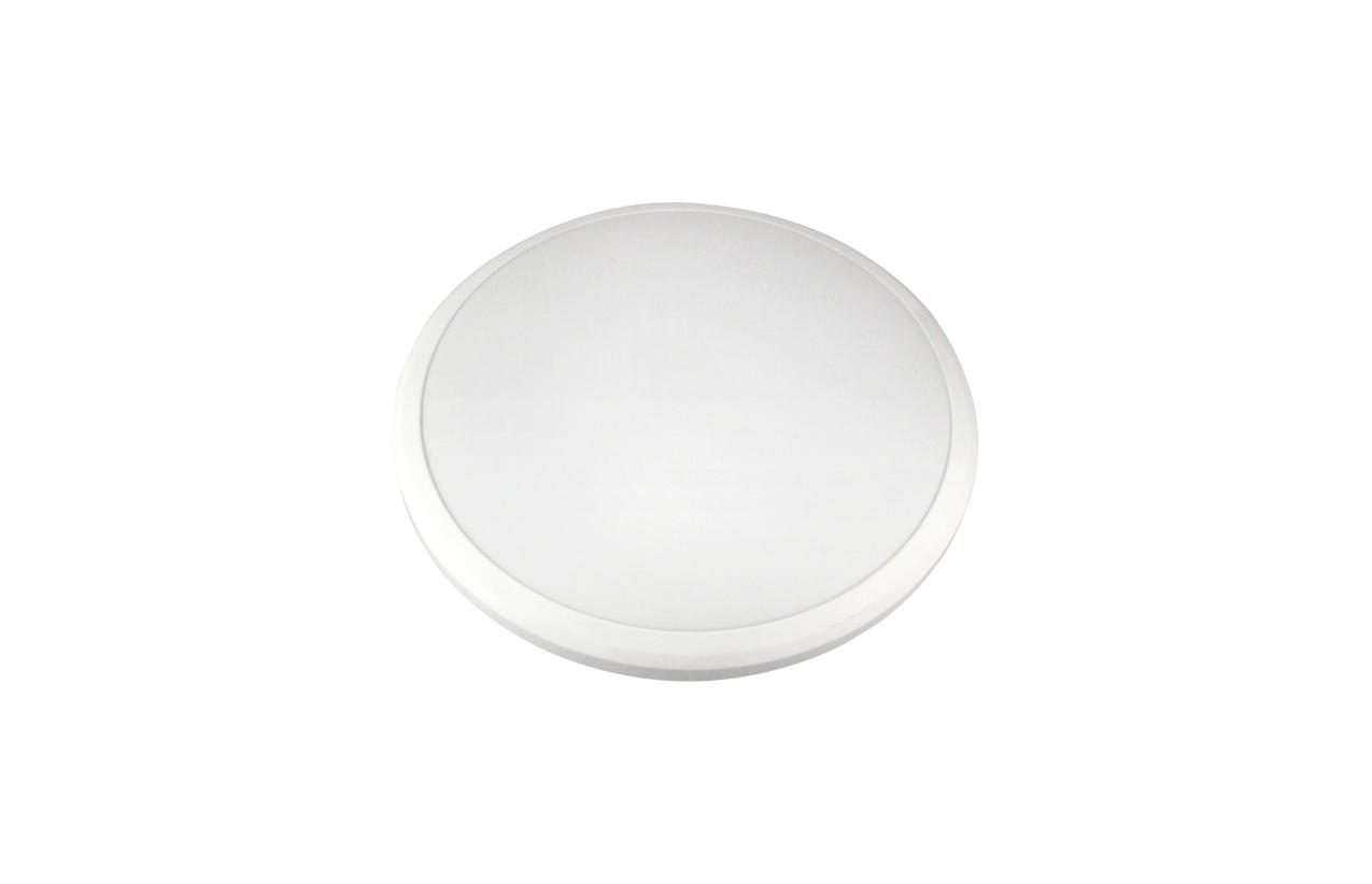 Plafonier LED 18W com seleção da temperatura de cor