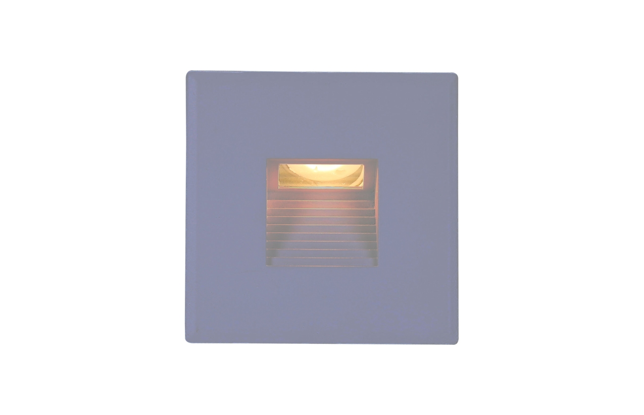 Projetor de parede quadrado LED 3W