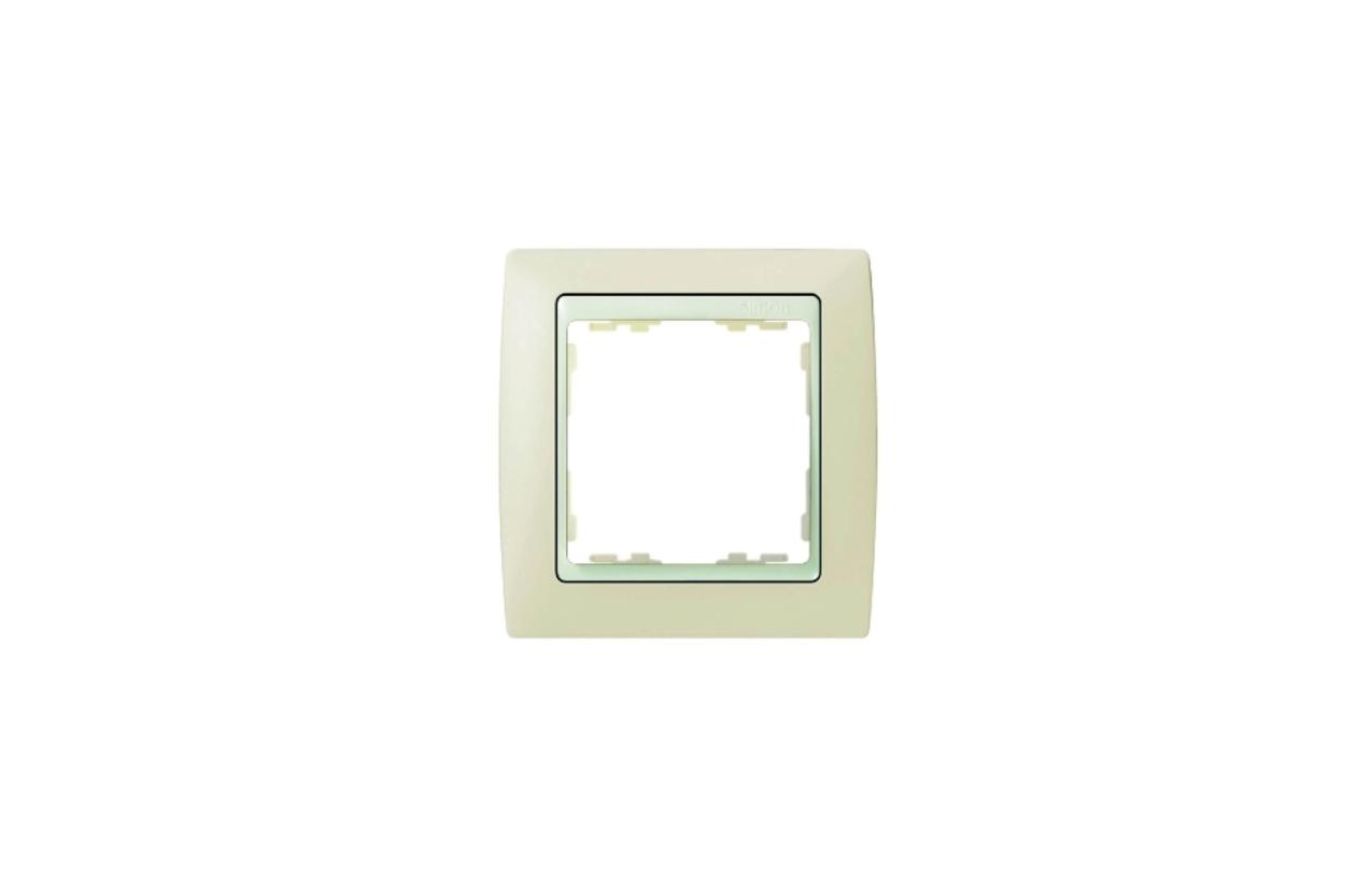 Espelho simples marfim 82710-31