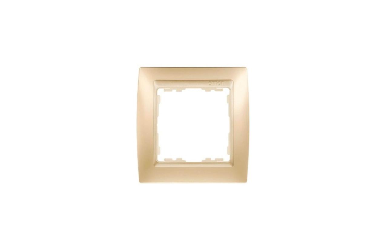 Espelho simples champanhe 82914-34