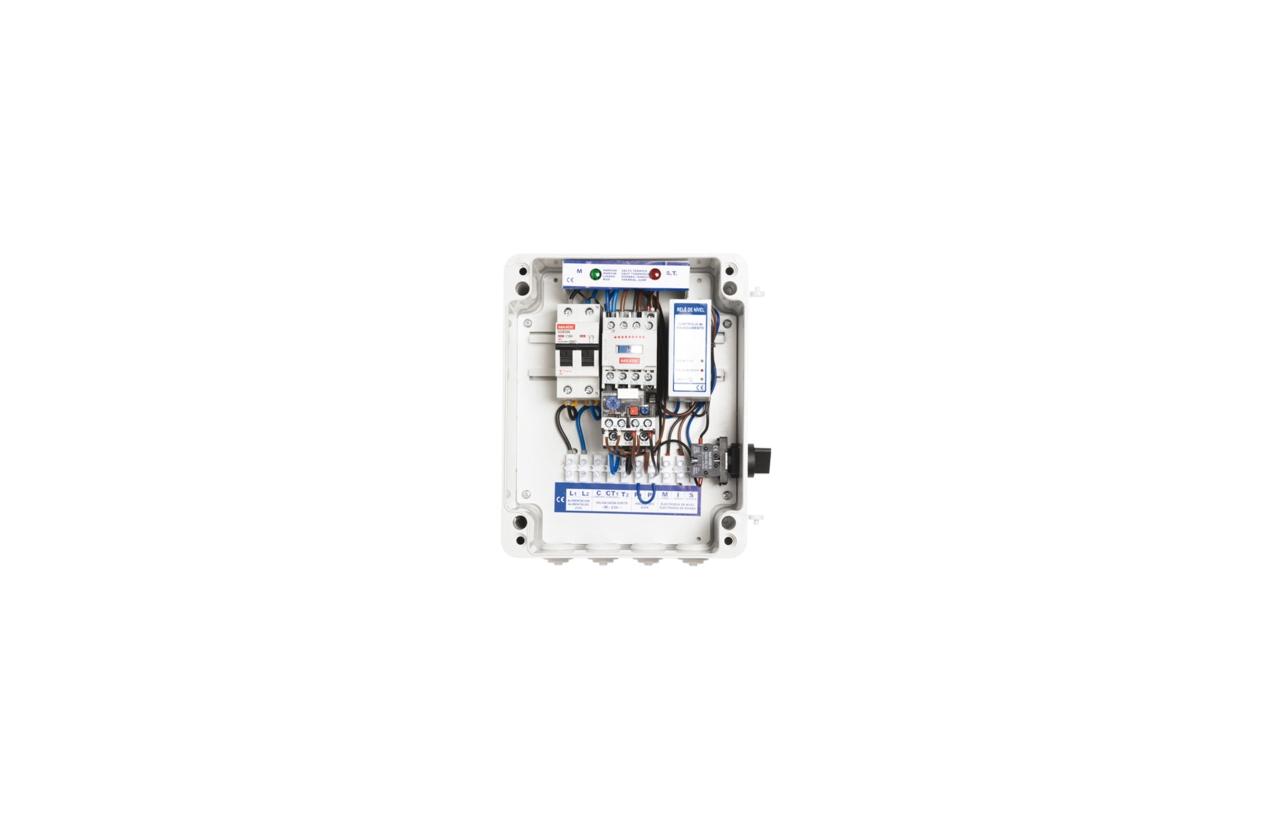 Quadro de proteção por sondas 9 - 13A 230Vac