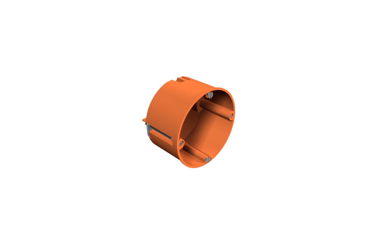 Caixa de aparelhagem baixa para parede oca 2003414