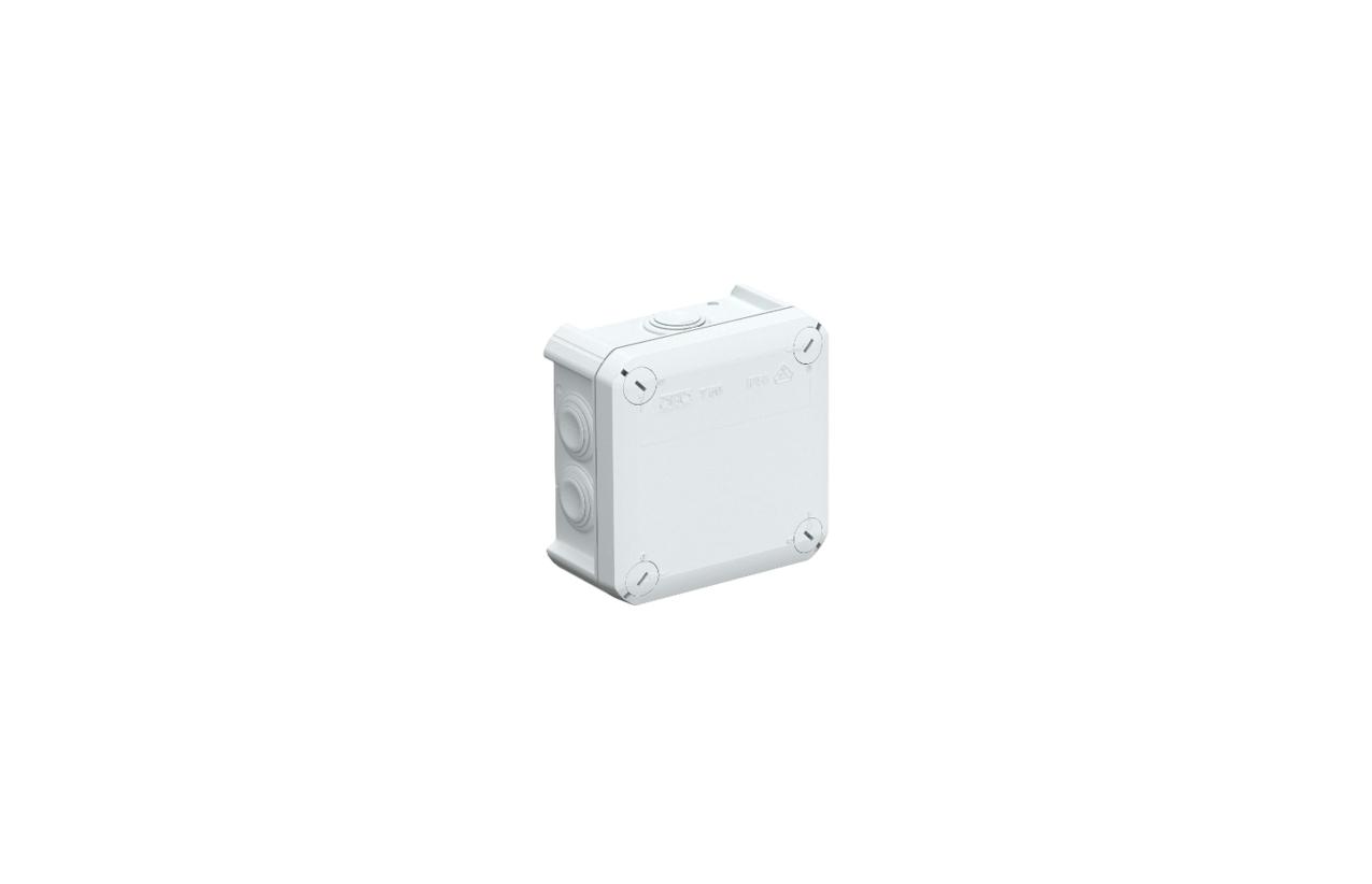 Caixa de derivação TBOX 60 IP66 114x114x57mm