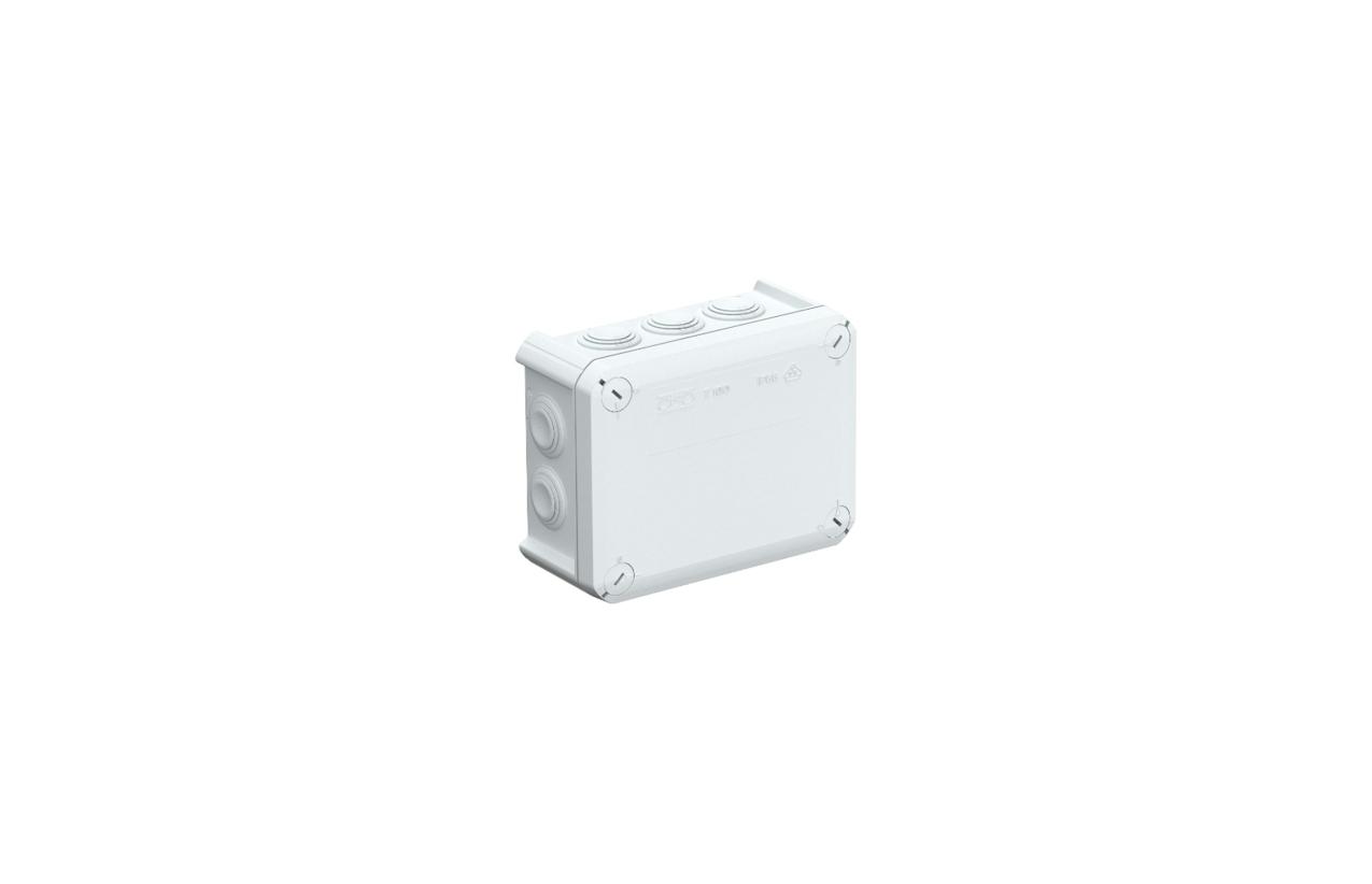 Caixa de derivação TBOX 100 IP66 150x116x67mm