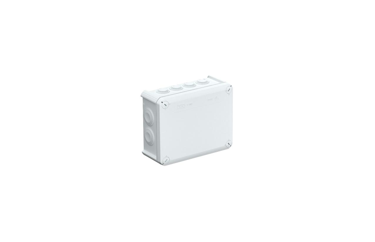 Caixa de derivação TBOX 160 com bucins cónicos 2007097