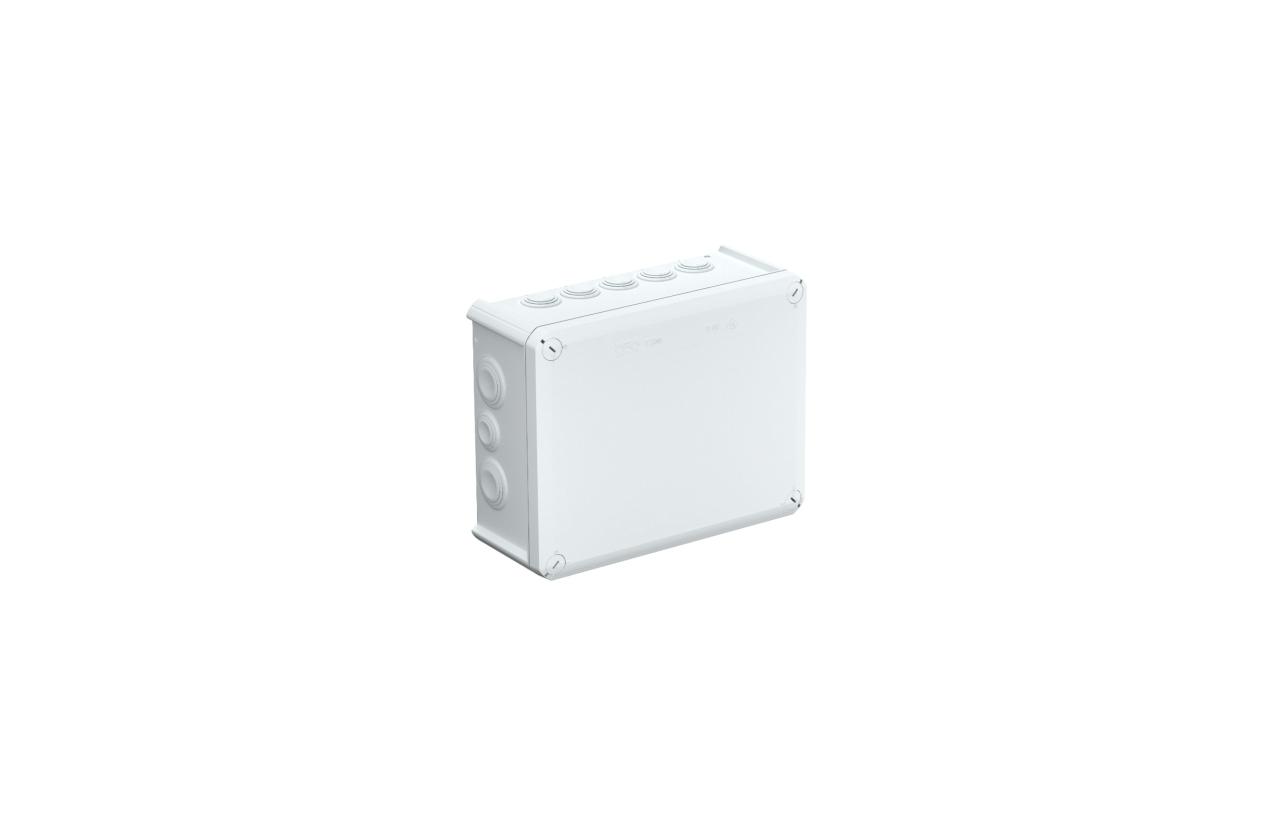 Caixa de derivação TBOX 250 IP66 240x190x95mm