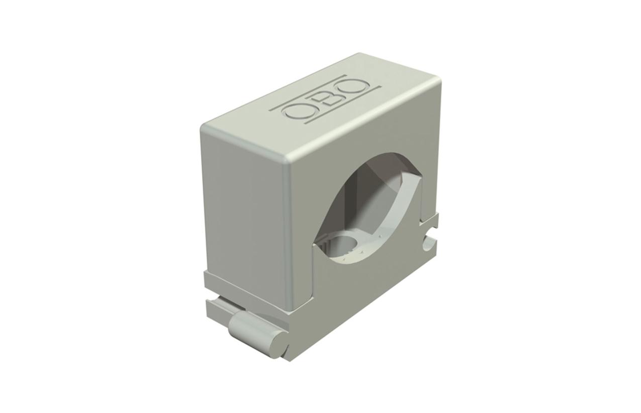 Abraçadeira de aperto por pressão Ø12-20mm cinza 2250209 (mínimo 50 unidades)