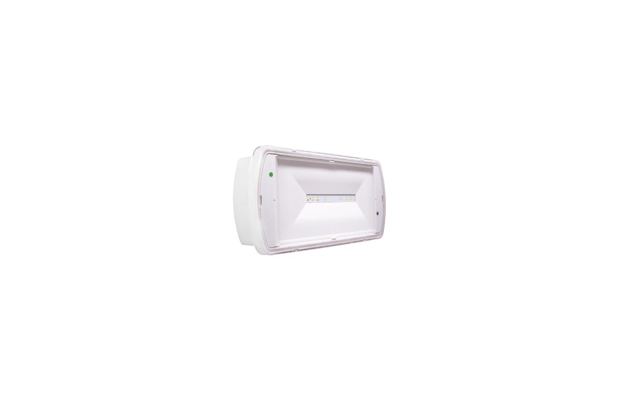 Armadura de emergência SafeLite IP65 (60lm)