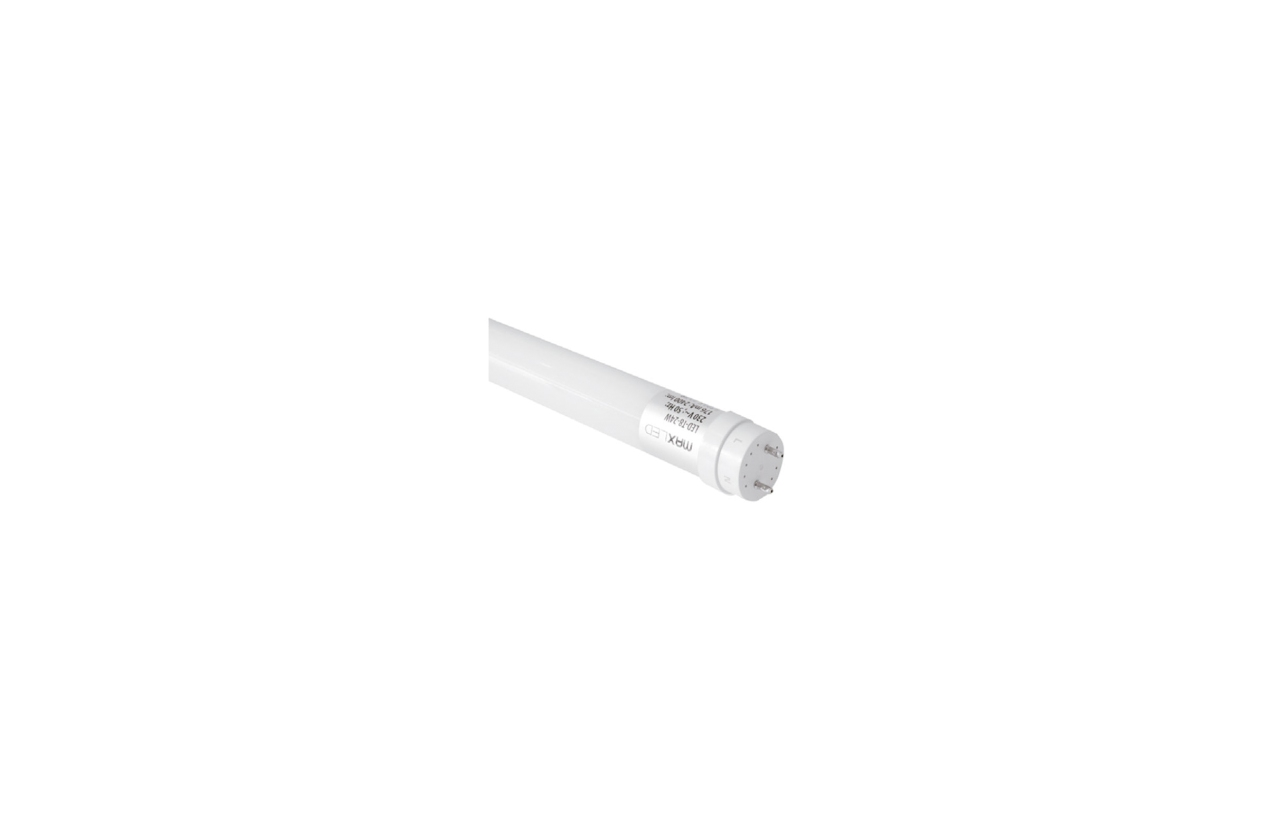 Lâmpada LED T8 G13 18W 120cm 6500K (branco frio) Maxled