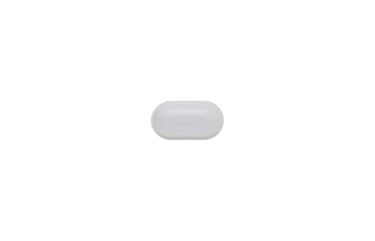 Plafonier LED 8W oval IP54 6500K (branco frio) 17821
