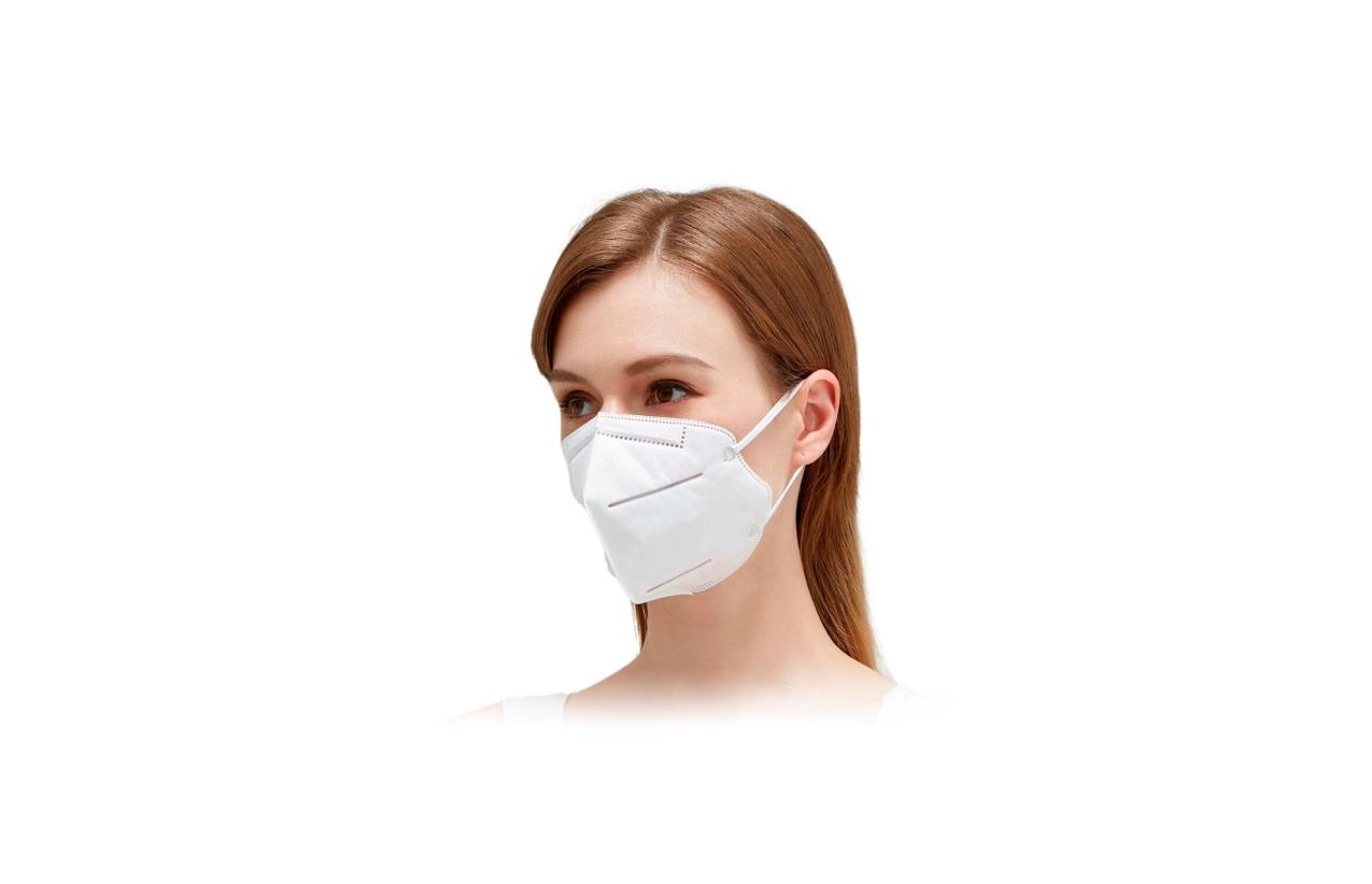 Máscara de proteção FFP2 KN95