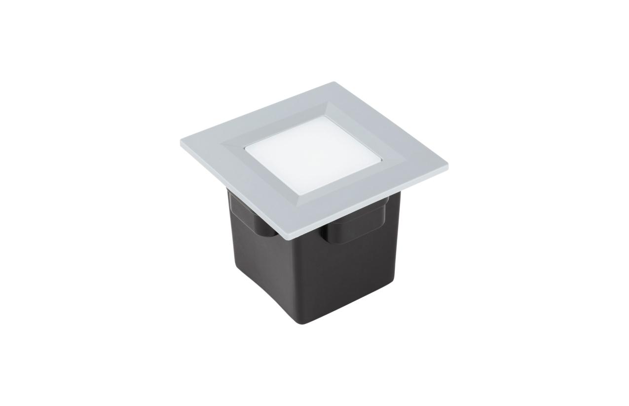 Projetor de muro branco CLARA LED 85 2W IP65