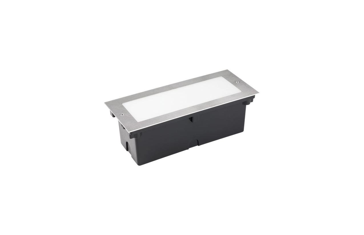 Projetor de muro inox CLARA LED 170 2,1W IP65