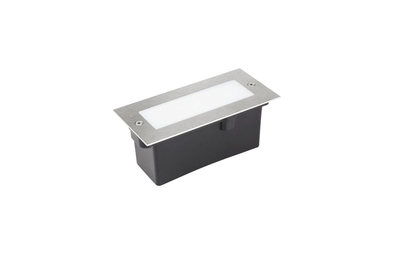 Projetor de muro inox CLARA LED 300 IP65