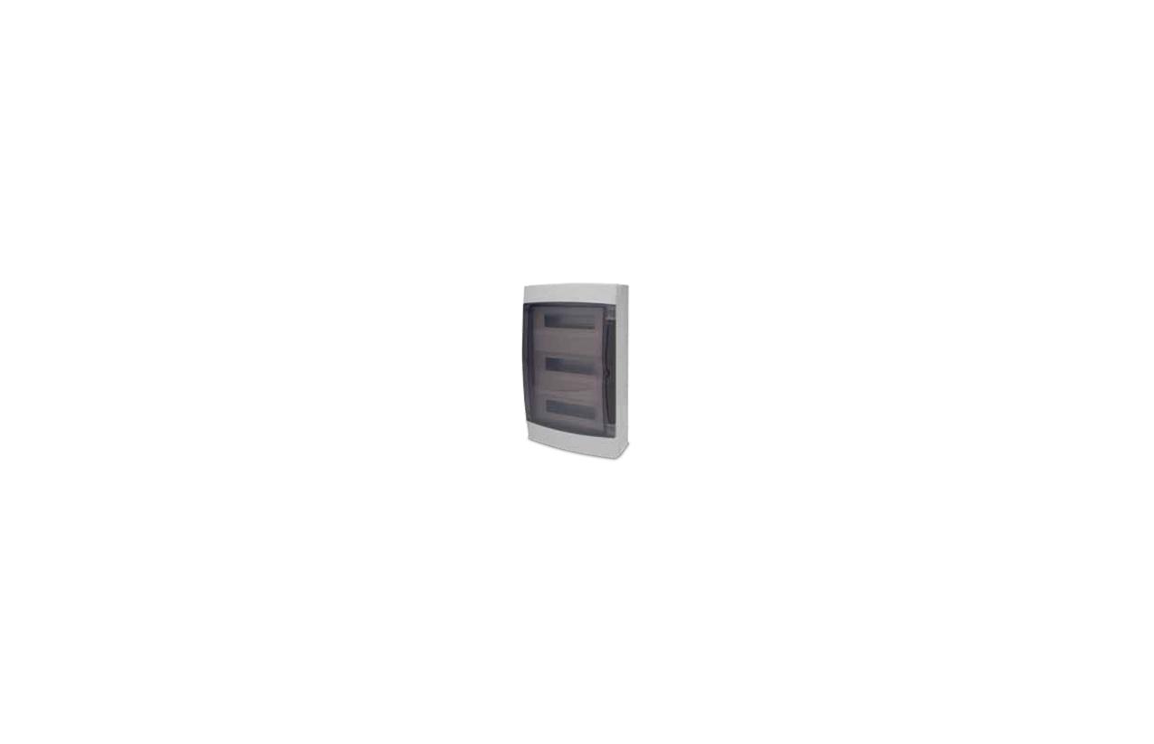 Quadro de distribuição estanque IP65 3 filas 42 módulos