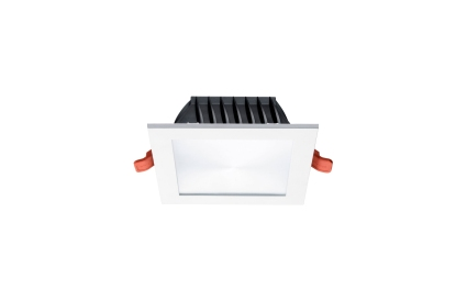 Downlight quadrado SYL-LIGHTER LED 12W 4000K