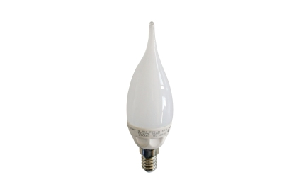 Lâmpada LED Chama Decorativa E14 4,5W 2700K