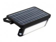 Iluminação LED solar