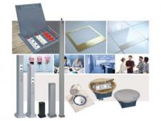 Legrand amplia oferta em sistemas de chão